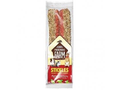 Supreme Tiny FARM Stick.Apple,Cranberry-tyč býložr 2 ks, 100 g