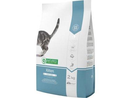 Nature's Protection Cat Dry Kitten 2 kg