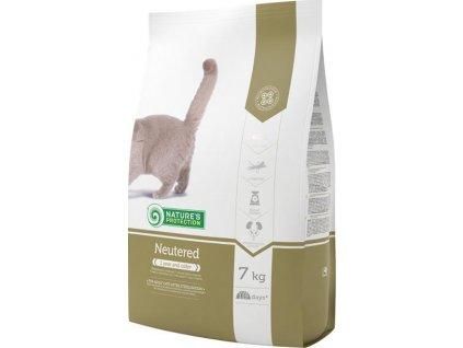 Nature's Protection Cat Dry Sterilised 7 kg