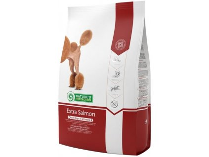 Nature's Protection Dog Dry Extra Salmon 2 kg