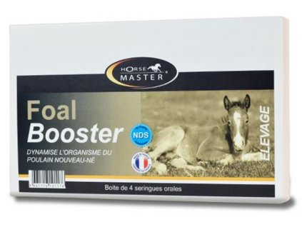 Horse Master Foal Booster 60ml (pasta 4x15 ml)