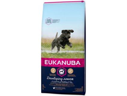 Eukanuba Junior Large Breed 15 kg