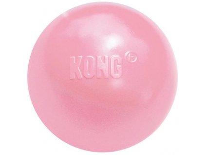 Hračka guma Puppy míč KONG M/L