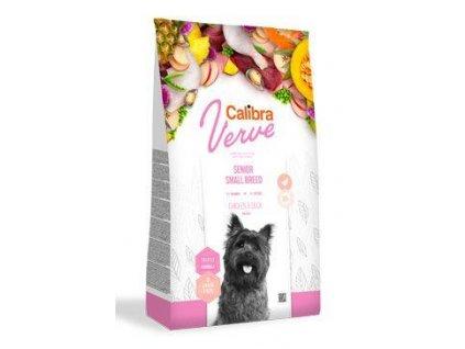Calibra Dog Verve GF Senior Small Chicken&Duck 6kg