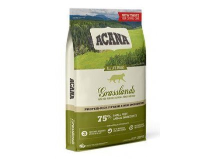 Acana Cat Grasslands Grain-free 4,5kg New