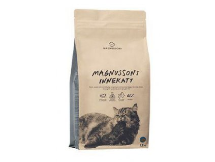 Magnusson Catfood Innekatt 1,8kg