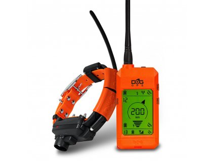 Vyhledávací a výcvikové zařízení se zvukovým lokátorem DOG GPS X30TB