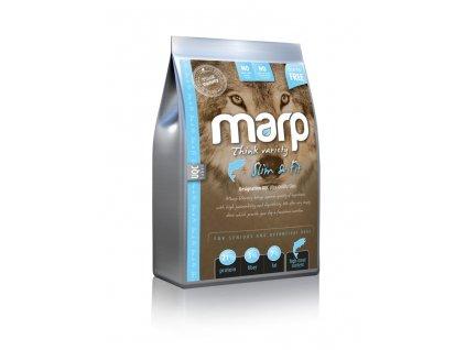 Marp Variety Slim and Fit - s bílou rybou 12kg + pamlsky ZDARMA