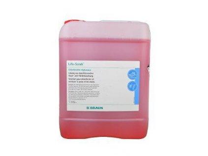 Lifo scrub 5000ml hygiena rukou a těla AKCE 1ks