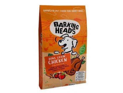 BARKING HEADS Bowl Lickin' Chicken 6,5kg