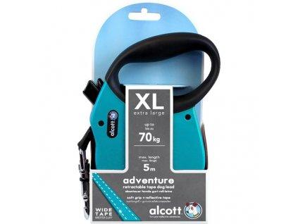 Alcott navíjecí v.Adventure(do 70kg)modré XL 5m