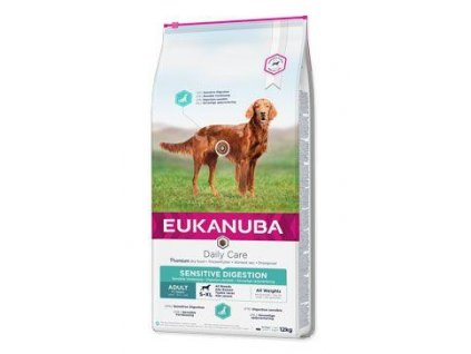 Eukanuba Dog  DC Sensitive Digestion 12kg NEW
