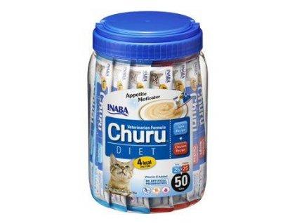 Churu Cat Vet Diet Purée Tuna&Chicken Varieties 50x14g