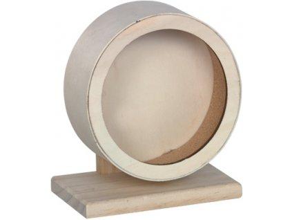 Nobby dřevěný tichý kolotoč CORK pro hlodavce 15cm