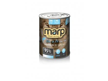Marp Variety Slim and Fit konzerva pro psy 8x400g  EXP.: 23.10.21