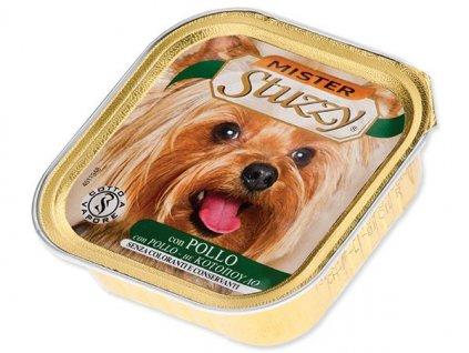 Vanička MISTER STUZZY Dog telecí mrkev 150g