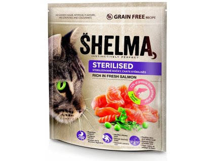 shelma sterilised