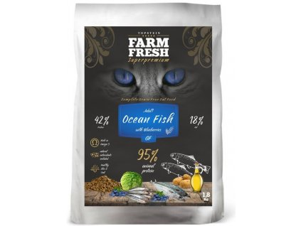 farm fresh cat adult fish