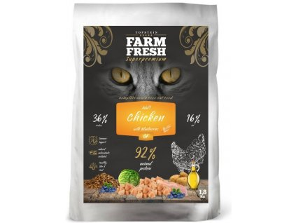 farm fresh cat adult chicken