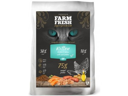 farm fresh kitten