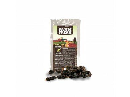 FARM%20FRESH PAMLSKY NOVE PAMLSKY FARM FRESH KANGAROO SALAMI