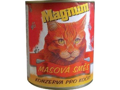 Magnum Cat masová směs 855g