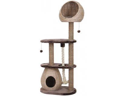 Nobby BARELI škrabadlo pro kočky vodní hyacint 170cm