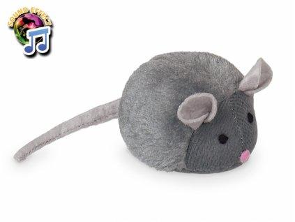 Nobby hračka pro kočky myš se zvukem 15 cm