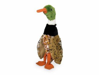 Nobby Duck divoká kachna zelená bez výplně 34cm