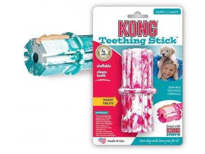 Kong Puppy Dental Stick Small dentální hračka 8cm