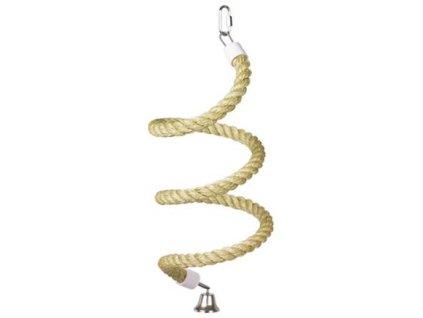 Nobby hračka pro papoušky sisalová spirála 135cm