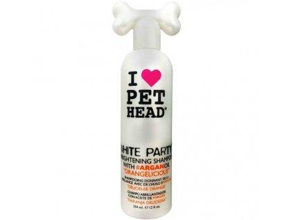 Pet Head Care White Party 354ml