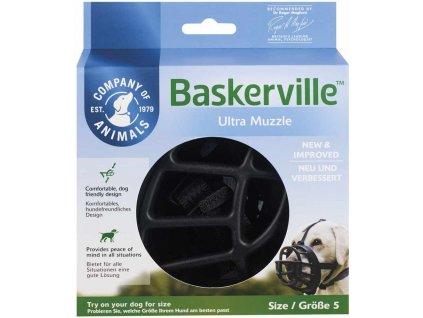 Baskerville Ultra Muzzle náhubek pro psa vel. 5