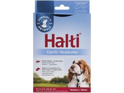 Halti Optifit originál výcviková ohlávka pro psa Medium