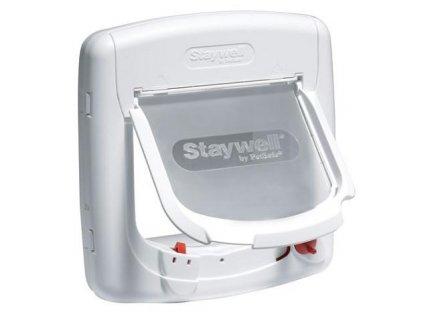 Staywell 400 Original magnetická dvířka bílá