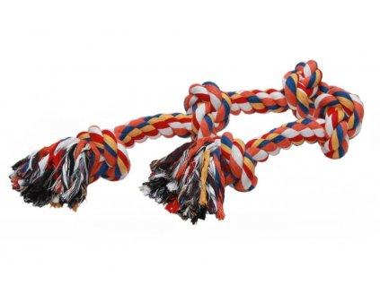 Nobby XXL bavlněné lano 5x uzel 1000g
