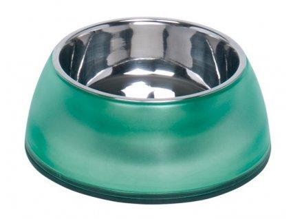 Nobby Diva Clear miska v zeleném pouzdře 1400ml