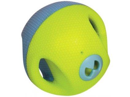 Nobby Power silná hračka s otvorem na pamlsky malá 12,5cm