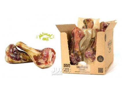 Serrano half Ham Bone 2ks cca 370g Poloviční šunková kost
