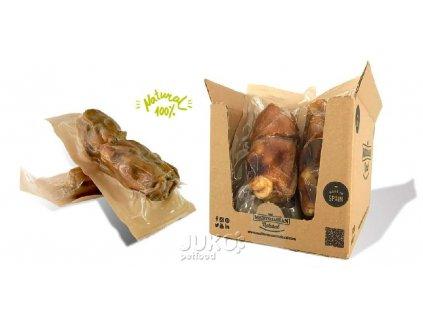 Serrano Half Mega Meaty Ham Bone 2ks cca 550g Poloviční obří šunková kost