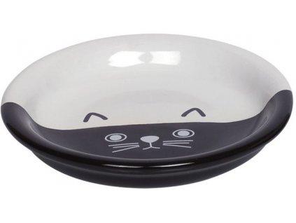 Nobby miska na mléko černobílá 14 cm