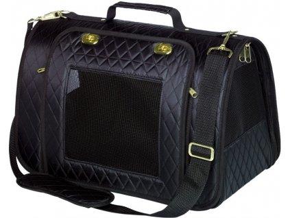 Nobby přepravní taška KALINA do 7kg černá 44 x 25 x 27 cm
