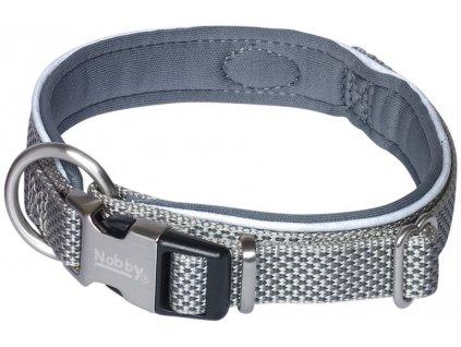 Nobby CLASSIC PRENO ROYAL obojek neoprén šedá M-L 45-55cm