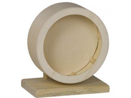Nobby Woodland dřevěný tichý kolotoč pro hlodavce 15cm