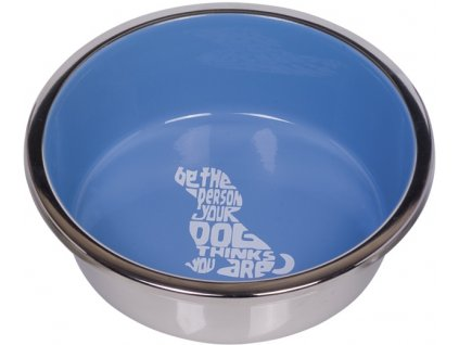 Nobby WISE nerezová miska modrá 16cm 900ml