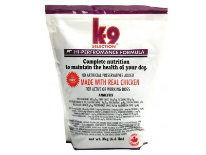 K-9 Selection HI Performance 3kg