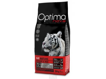 OPTIMAnova Cat MATURE urinary 8kg
