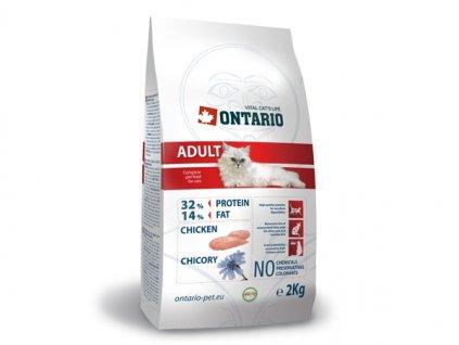 8023 ontario cat adult chicken 10 2kg zdarma