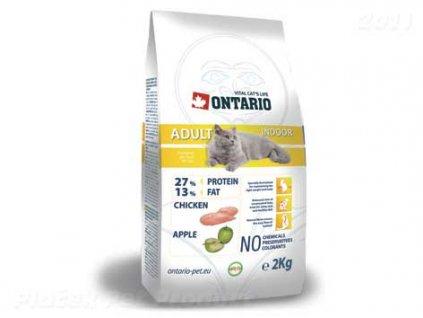 8026 ontario cat indoor 10 2kg zdarma