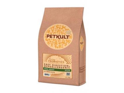 4639 petkult dog probiotics mini adult 2kg